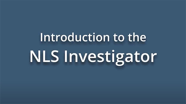 Introduction to Investigator